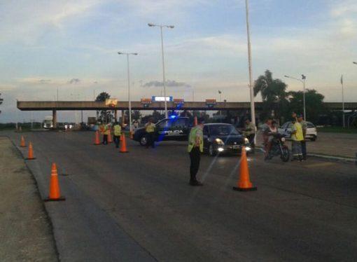 Menos del 5% de los conductores en las rutas de Santa Fe dieron positivo el test de alcoholemia