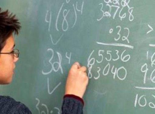 Alerta en las escuelas: más del 50% de los alumnos egresa sin los conocimientos básicos de matemática