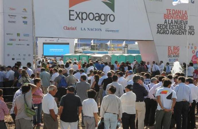 Abrió sus puertas Expoagro 2020