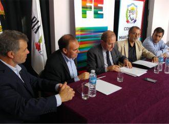 Provincia giró fondos para obras a localidades de los departamentos San Martín y Castellanos
