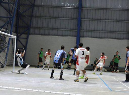 """La """"AKD"""" encara su segundo amistoso en Futsal"""