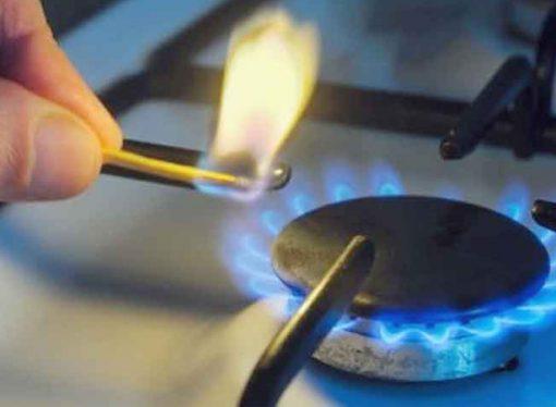 Diciembre llega con un nuevo aumento del gas