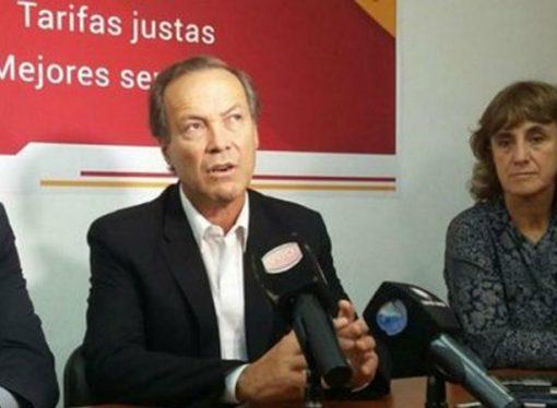 Giustiniani fue expulsado del bloque del Frente Progresista santafesino