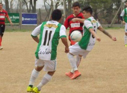 Con refuerzos de jerarquía, Juventud Guadalupe venció a Juventud Unida