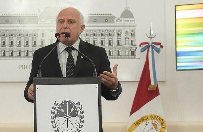 """Lifschitz: """"En ningún lugar del proyecto de reforma se habla de reelección"""""""