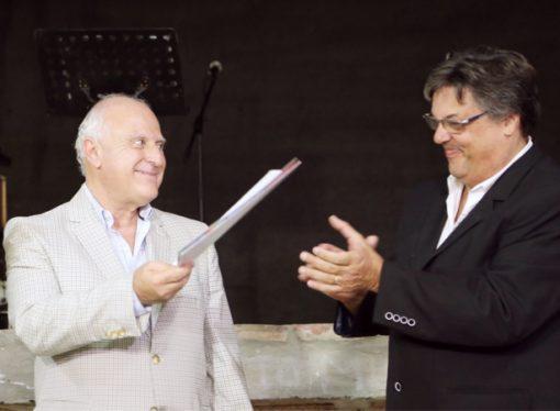 Lifschitz entregó $1 millón a Colonia Margarita para obras