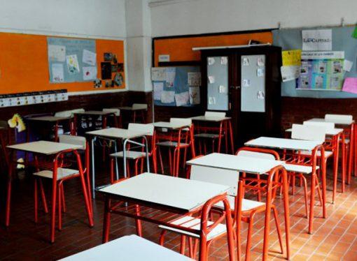 Alto acatamiento en escuelas públicas y privadas santafesinas al paro docente