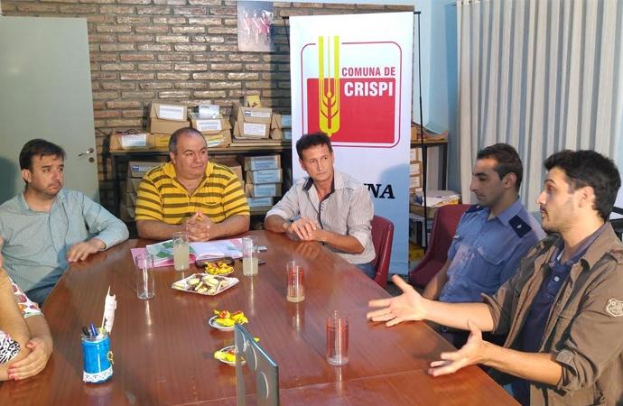 Crispi: Ampliarán el Samco y proyectan levantar tres nuevos consultorios