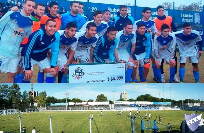 """Radiografía del """"Salaíto"""" de Rosario, rival de la """"AKD"""" en Copa Santa Fe"""