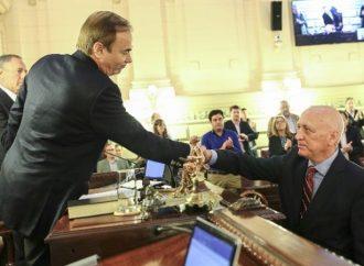 Bonfatti, reelecto en Diputados, relativizó la poca actividad en el recinto