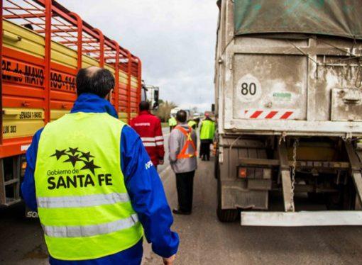Vialidad realiza controles de cargas en las rutas de la provincia