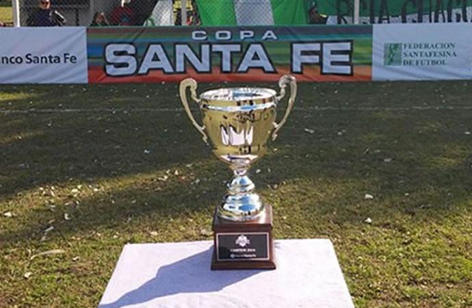 Se presentan la Copa Santa Fe y Atlético Sastre empieza su sueño provincial