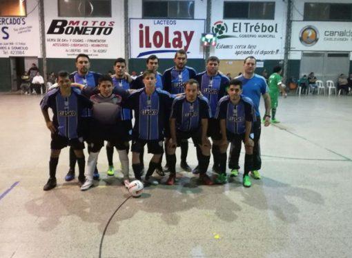 Futsal: Oitana – Vaschetto de selección