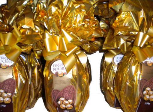 Huevos de Pascua gratis, la nueva estafa que circula por WhatsApp
