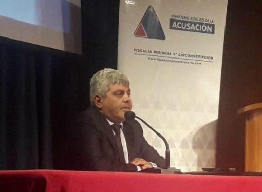 Jorge Baclini es el nuevo fiscal general de provincia