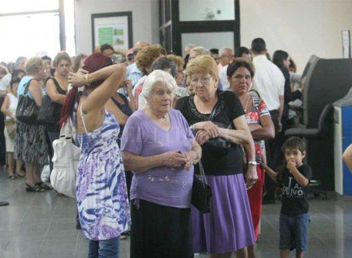 Ley de Movilidad: las jubilaciones subirán 8,74% en diciembre