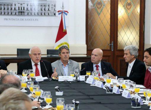 Santa Fe creó el Consejo Hídrico y Productivo provincial