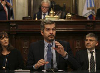 Peña responsabilizó a Lifschitz por no haber hecho las obras hídricas en la provincia