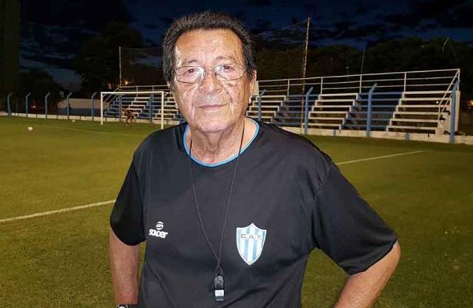 Marcos Conigliaro se fue de Trebolense