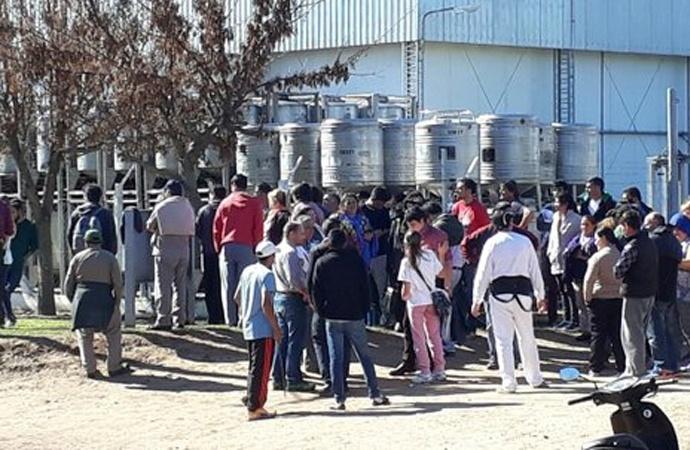 Agrana Fruit, firma asenatada en Coronda, insiste con pedir el proceso de crisis