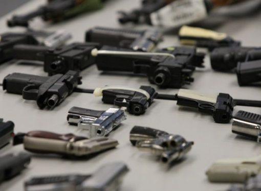 En lo que va del 2021 secuestraron 2.441 armas de fuego