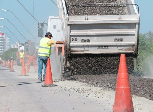 Se conocerán las ofertas para la repavimentación de la ruta 13, entre El Trébol y Los Cardos