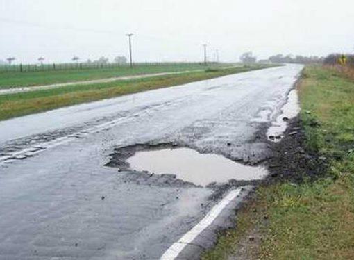 Lifschitz anunció la repavimentación de la ruta 13 entre El Trébol y Las Rosas