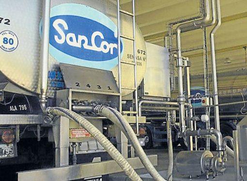 """Afirman que """"lo peor pasó"""" en SanCor y el sector lechero se recupera"""