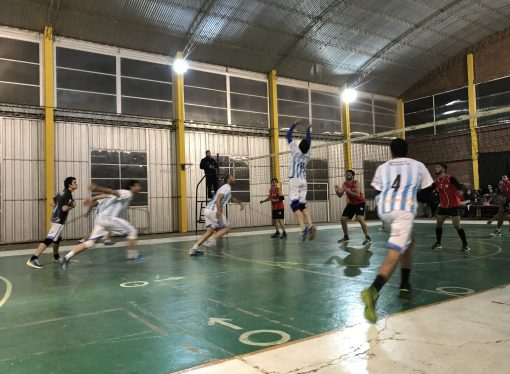 "En Humboldt la ""AKD"" sumó la tercera derrota en fila"
