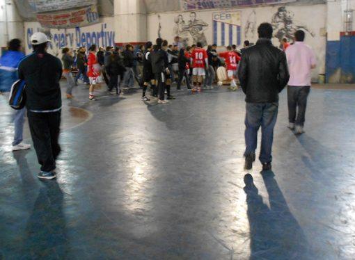 ¿Se suspende la liga de futsal?