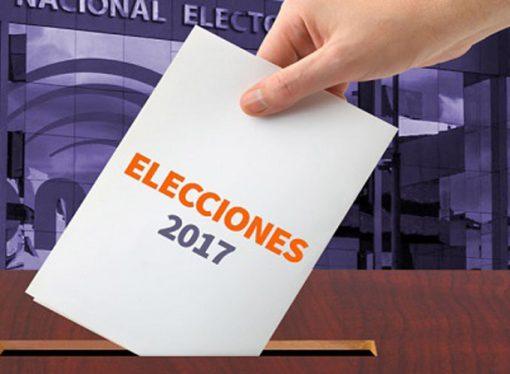 Elecciones 2017: así quedaron las listas de precandidatos a concejal