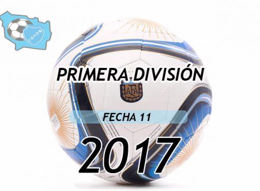 Liga San Martín: Así se juega la fecha 11