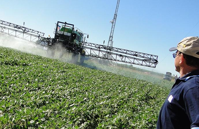 Prorrogan vencimientos fitosanitarios