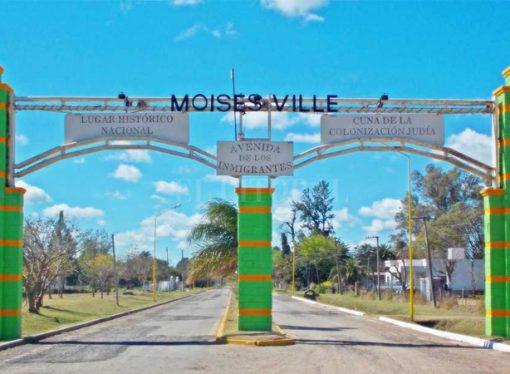 """Moisés Ville, """"Pueblo Auténtico"""" camino a ser Patrimonio Cultural Histórico de la Humanidad"""