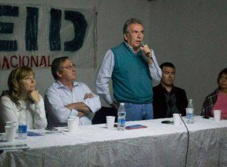 El PJ santafesino se quedó sin presidente a horas del cierre de listas