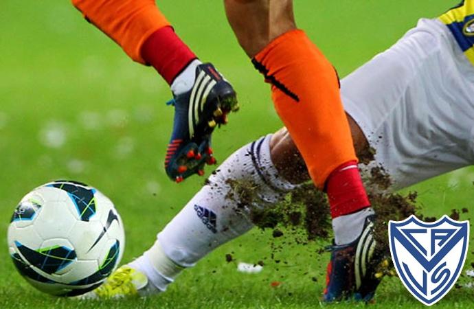 Vélez suspendió la prueba de jugadores en Sastre