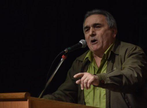 Schmid lanza en Rosario su precandidatura a diputado nacional