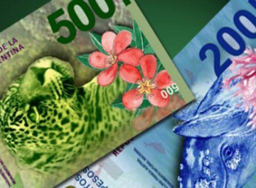 Cuáles son los animales de los nuevos billetes argentinos