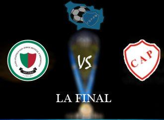 La final entre Atlético San Jorge y Piamonte va el sábado
