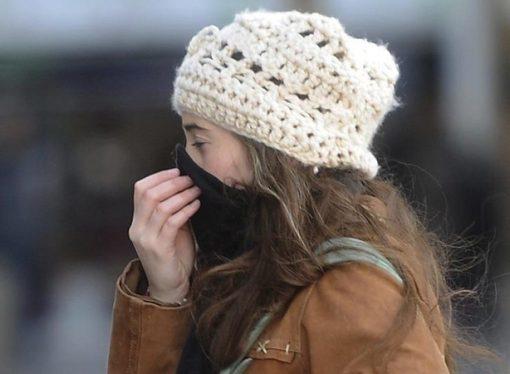 Medio país con temperaturas bajo cero que continuarán el martes