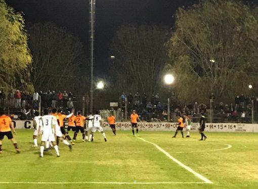 Atlético San Jorge aplastó a San Martín y se metió en la final del Apertura