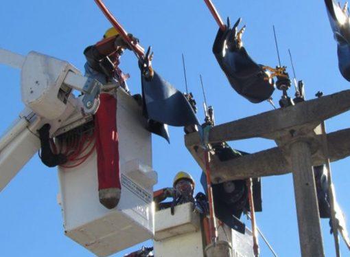 El consumo de energía eléctrica bajó varios puntos en Santa Fe