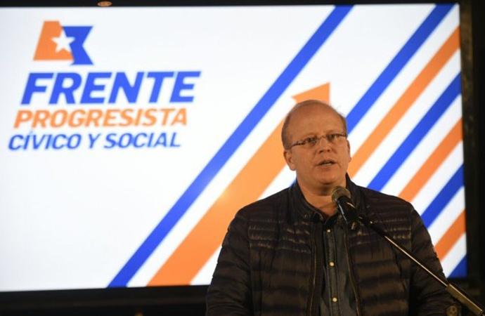 """Contigiani: """"En Santa Fe todas las políticas públicas están orientadas al desarrollo de las personas"""""""