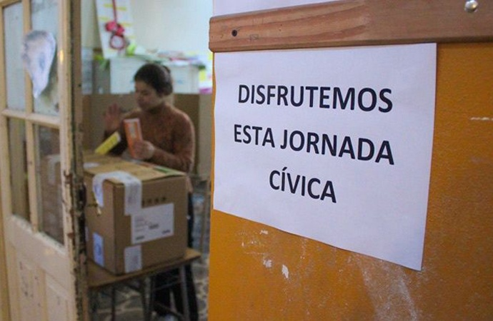 Quiénes no están obligados a ir a votar y cuánto costará el faltazo
