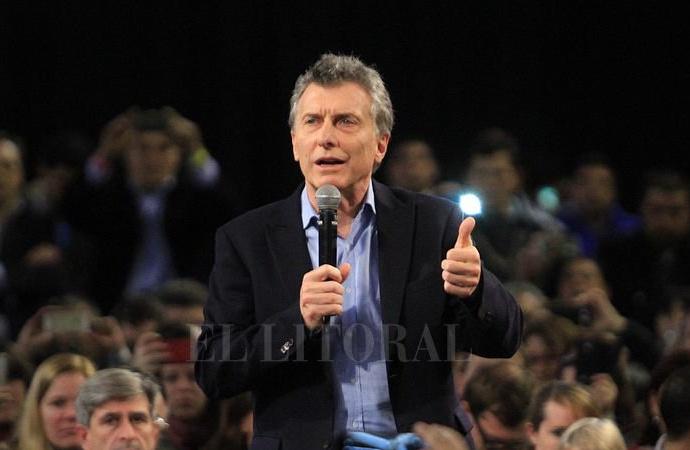 El presidente Mauricio Macri estará en la provincia de Santa Fe