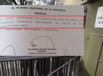 Paso a paso: el polémico cambio de criterio en el piso electoral en Santa Fe