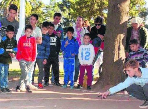 A afinar la puntería: se viene la final del Torneo Provincial de Bolitas