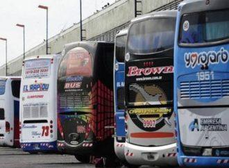 Transporte interurbano: aumento del 11.9 % en las tarifas del sector