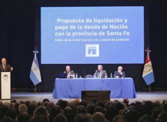 La Nación no define cuándo le pagará la deuda a la provincia