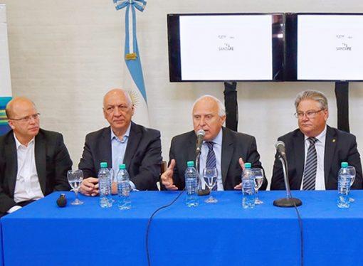 Santa Fe: destinarán $ 120,7 millones para electrificación rural en Las Colonias